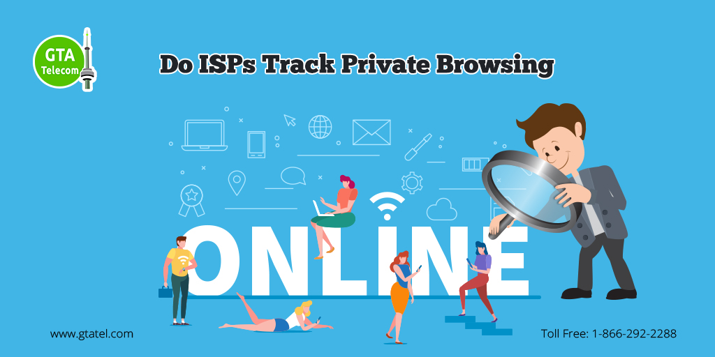 Do ISPs Track Private Browsing